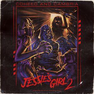 Coheed and Cambria Jessies Girl 2 Single Art Coheed and Cambria   Jessies Girl 2   Single Art
