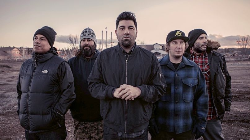 Deftones tease new album