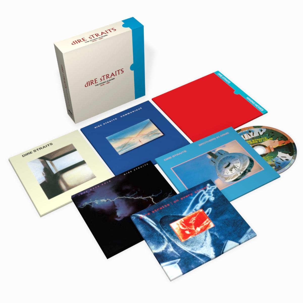 Dire Straits Box Set