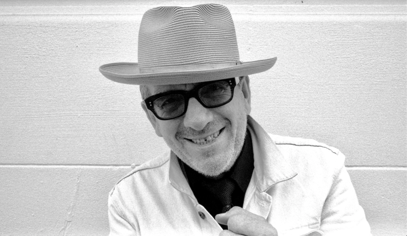 Elvis Costello Phonographic Memory New song single b-side we are all cowards now hey clockface stream