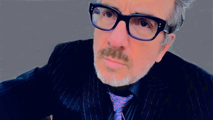 Elvis Costello we are all cowards now hey clockface