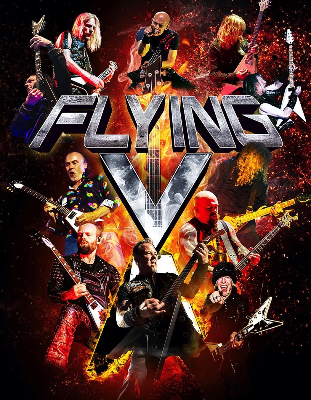 Flying V poster