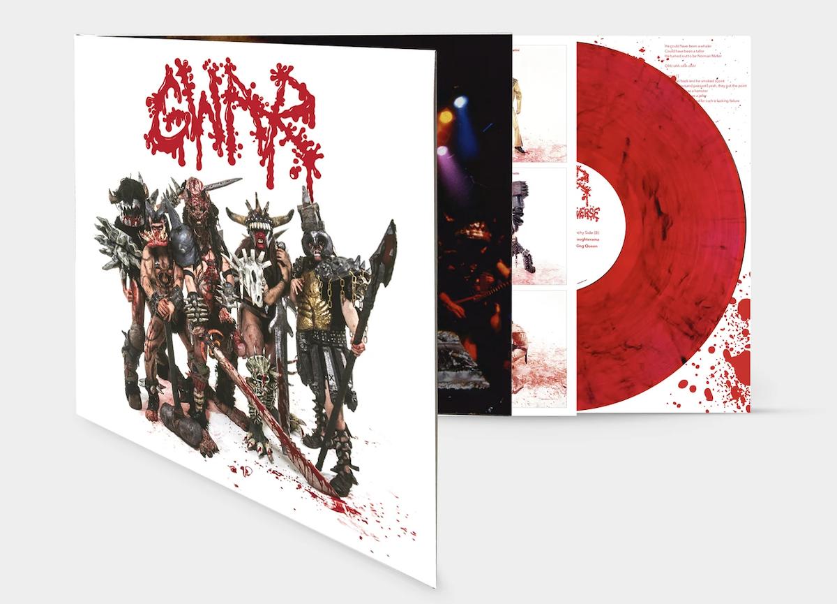 GWAR Scumdogs vinyl