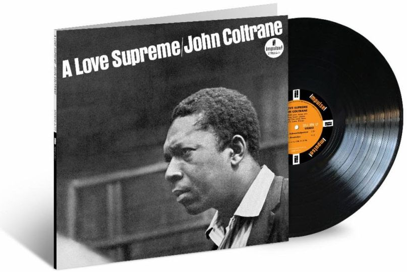 John Coltrane's A Love Supreme