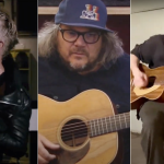 Josh Homme, Jeff Tweedy, and Josh Klinghoffer play Strummer tribute