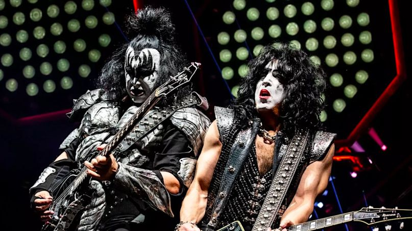 KISS 2021 tour dates