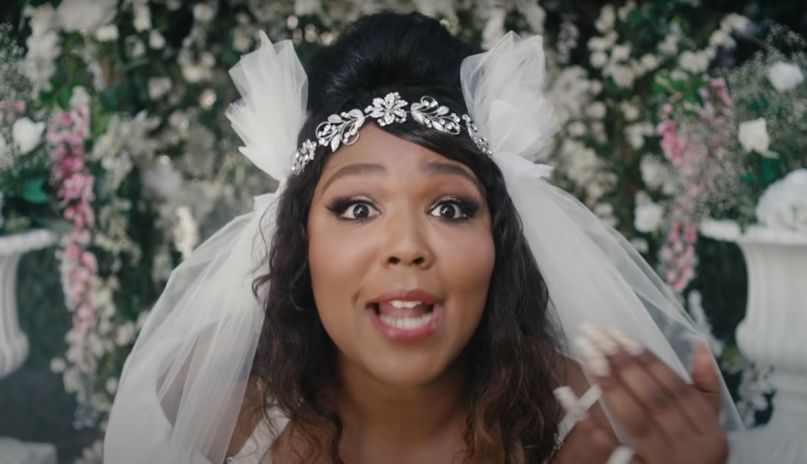 Lizzo Truth Hurts lawsuit royalties credit (YouTube)