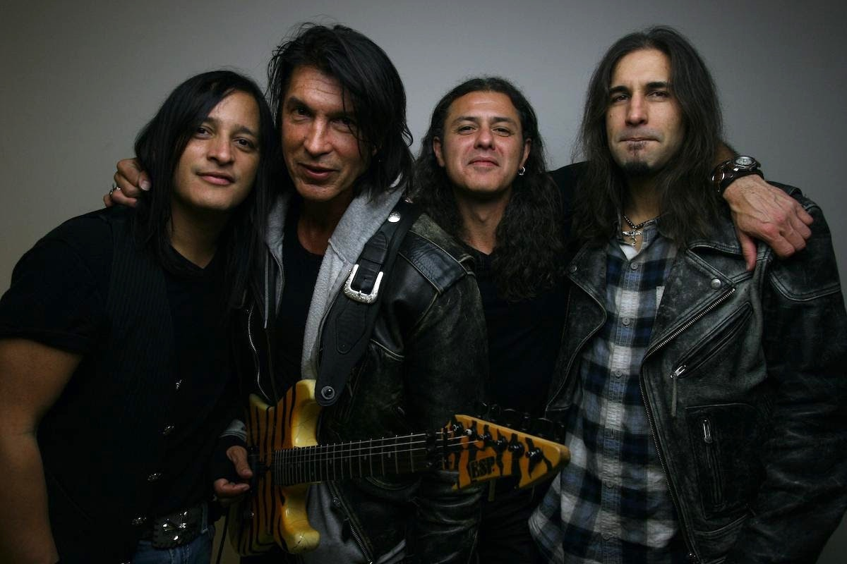 George Lynch is ending Lynch Mob due to band name's racial insensitivity