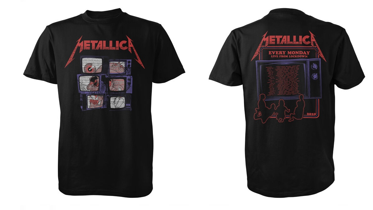 Metallica Mondays t-shirt