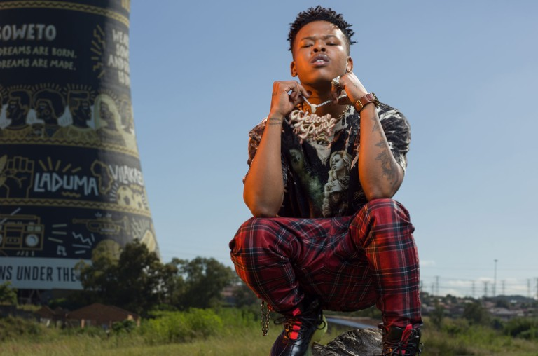 Nasty C, photo by Osborne Macharia