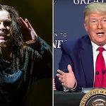 Ozzy Osbourne blasts Donald Trump