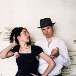 PJ Harvey and John Parish