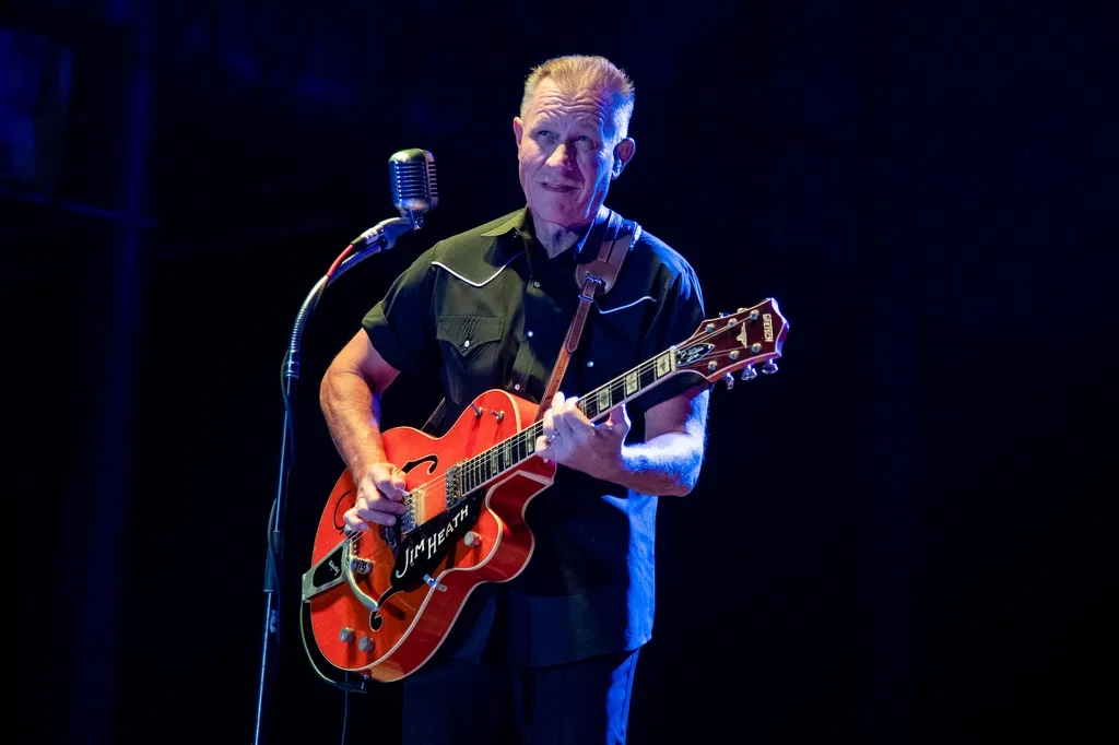 Reverend Horton Heat at Sturgis