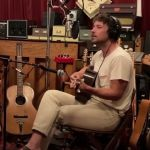Robin Pecknold new song Featherweight new music Fleet Foxes livestream youTube