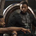 Ryan Coogler and Chadwick Boseman