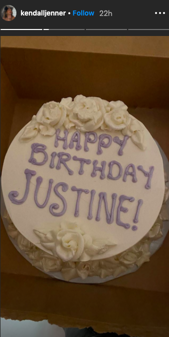 Justin Bieber Justine Skye Coronavirus Birthday Party