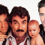 Disney Plus Three Men and a Baby Zac Efron remake