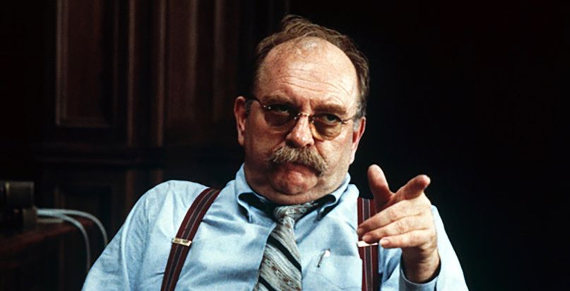 Wilford Brimley in Absence of Malice