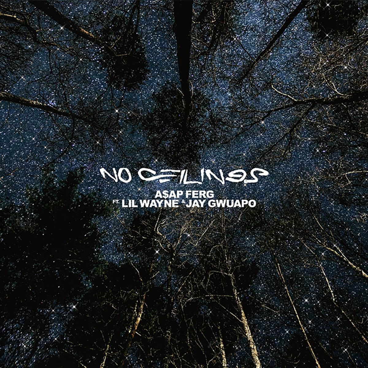 asap ferg no ceilings artwork ASAP Ferg and Lil Wayne Join Forces on New Single No Ceilings: Stream