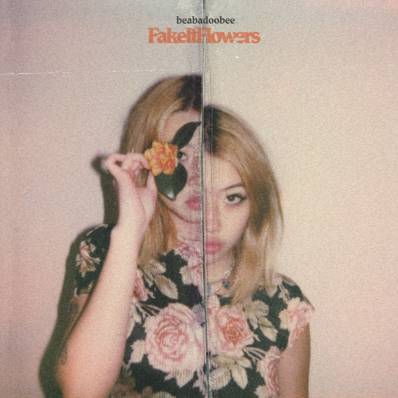 beabadoobee fake it flowers artwork cover beabadoobee Details Debut Album, Shares Brooding New Song Sorry: Stream