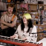 Billie Eilish performs Tiny Desk (Home) Concert