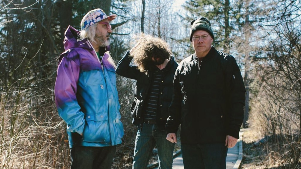 Dinosaur Jr. Announce Outdoor,