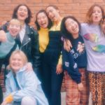 hinds chai united girls rock'n'roll club collaboration single stream