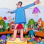 idles-model-village-michel-gondry-video-watch-release
