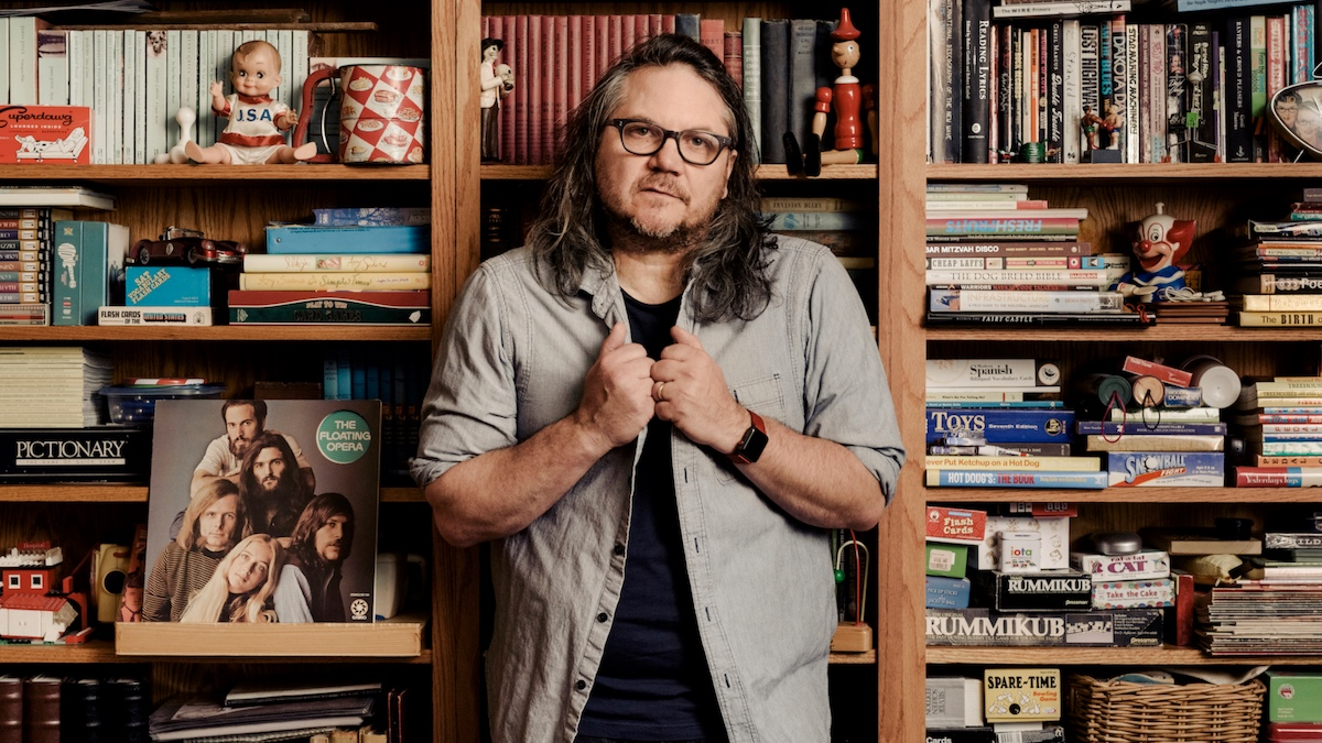Jeff Tweedy to Release New Book How to Write One Song ...