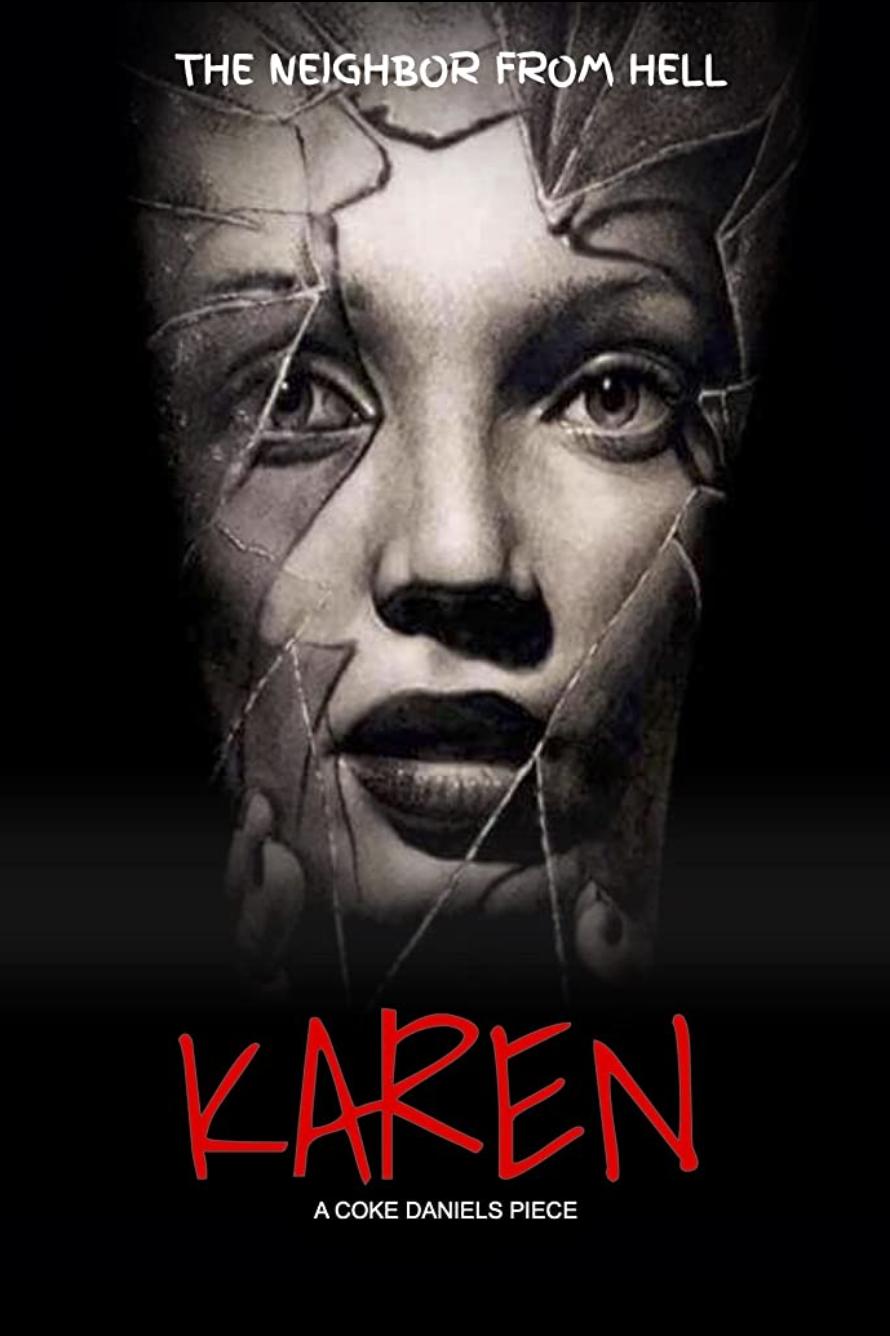 karen movie taryn manning coke daniels poster