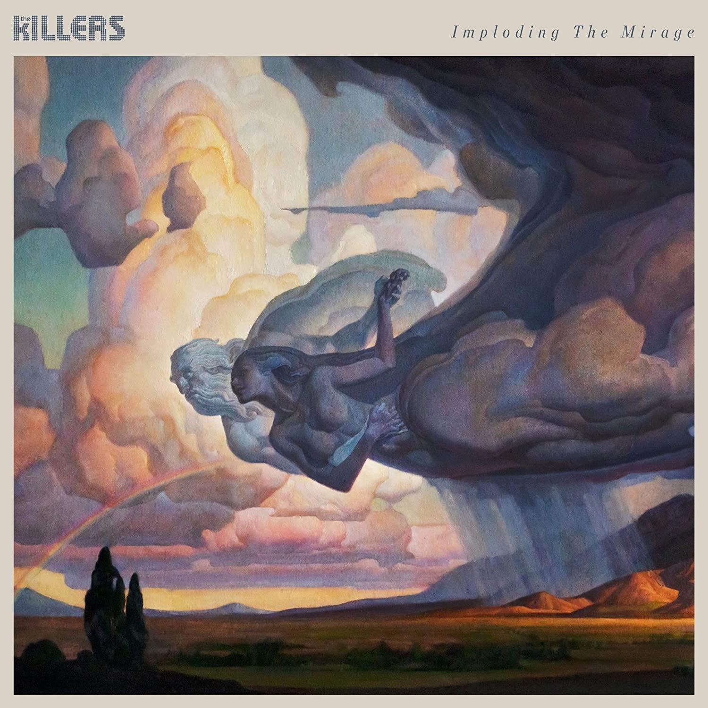 killers imploding the mirage album art cover The Killers Reveal New Album Imploding the Mirage: Stream