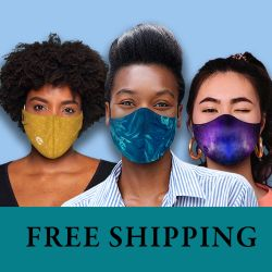 Face Masks So You Can Be Bold and Stay Safe