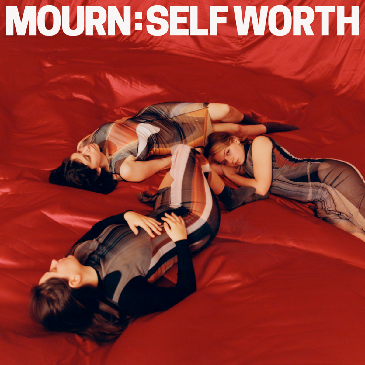 mourn self worth album art cover Mourn Announce New Album Self Worth, Share This Feeling is Disgusting: Stream