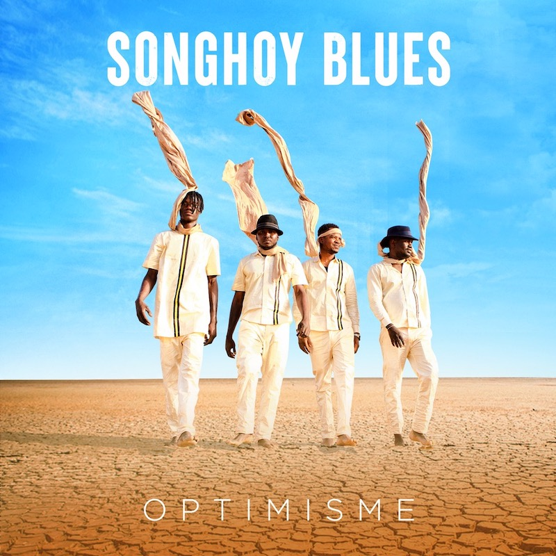 songhoy blues optimisme album artwork