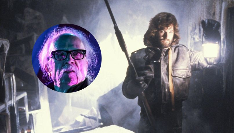 John Carpenter Confirms Involvement With Blumhouse's The Thing Reboot