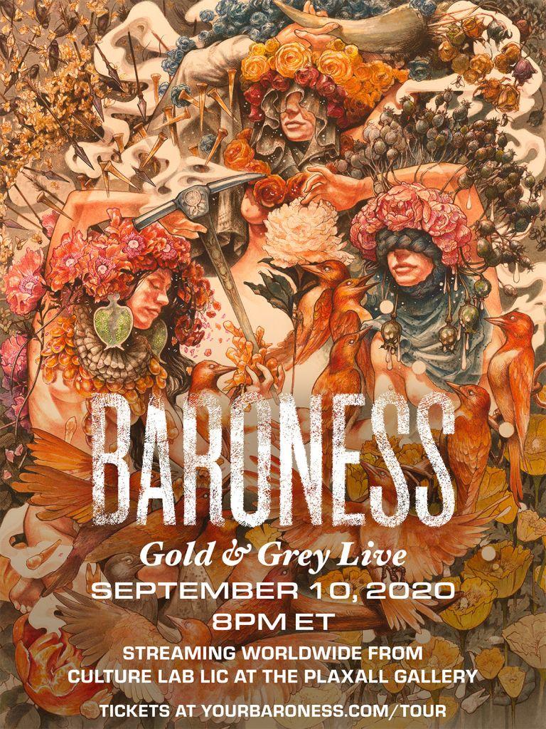 Baroness Livestream