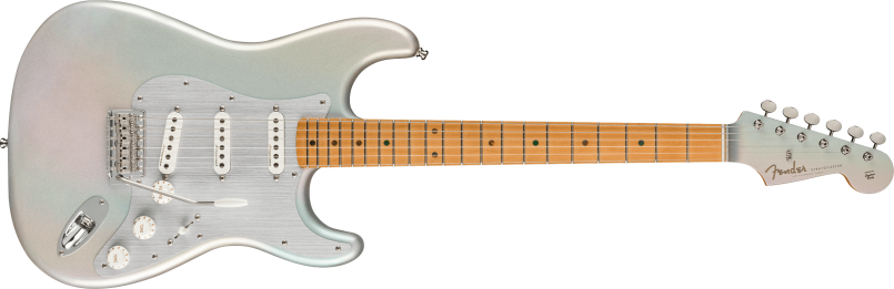 0140242343 HER Strat H.E.R. Is First Black Female Artist to Launch Fender Signature Guitar