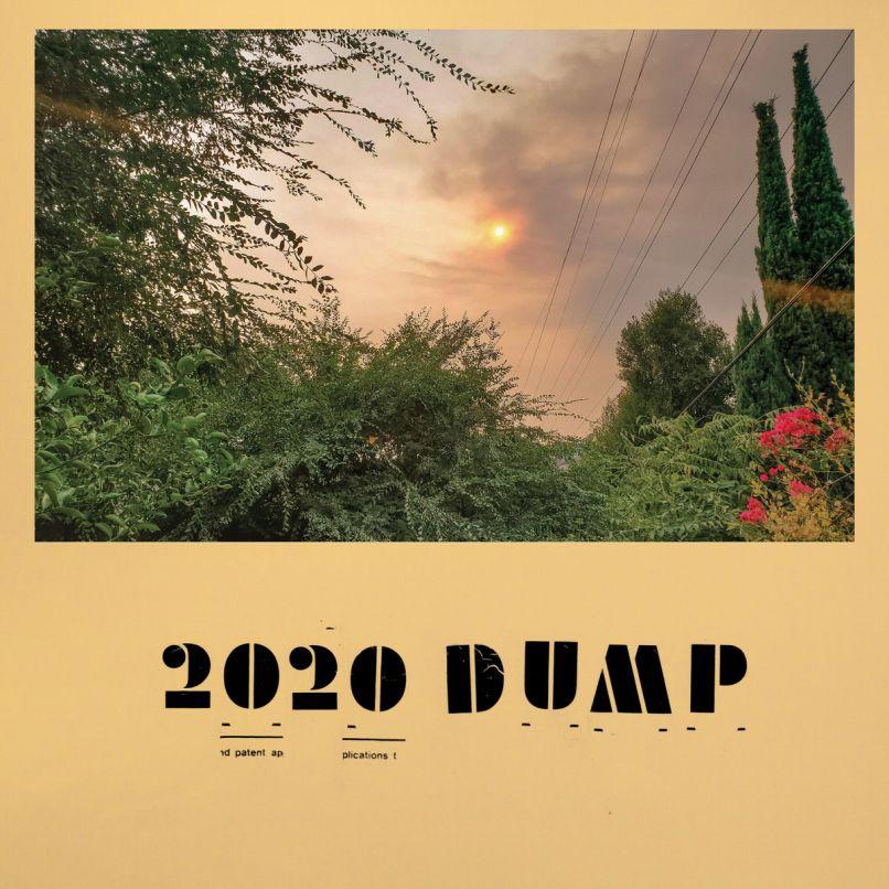 2020 DUMP by Jeff Rosenstock album art cover artwork stream demos new ep