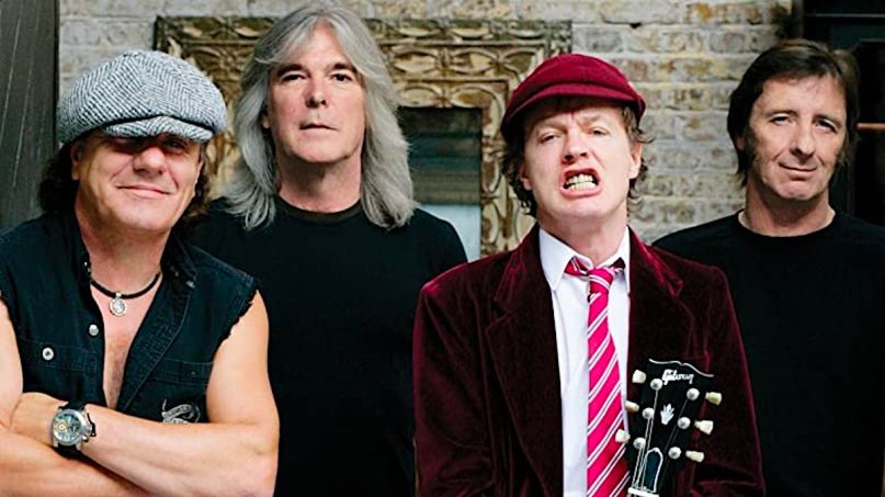 AC/DC Tease That They're Back in Business | Consequence of Sound