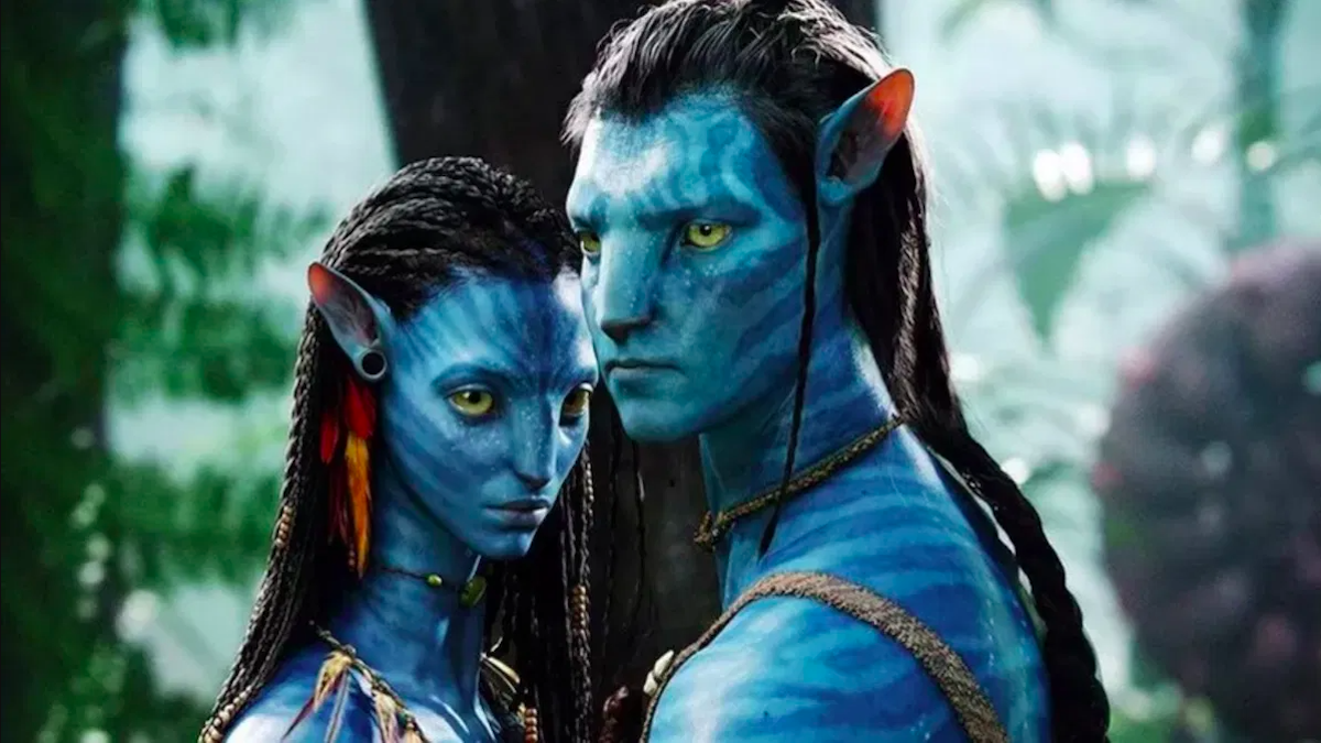 Avatar James Cameron.