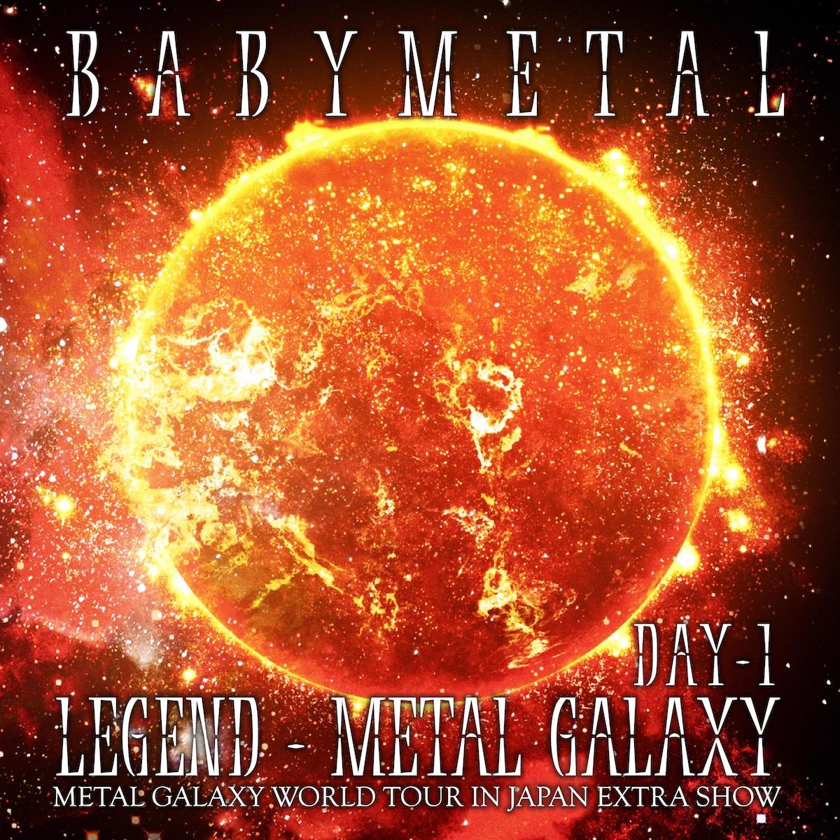 Babymetal Legend Metal Galaxy Day 1
