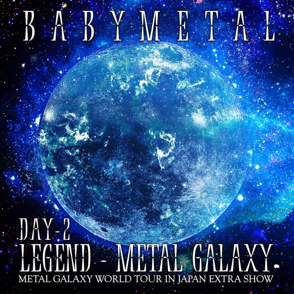 Babymetal Legend Metal Galaxy Day 2