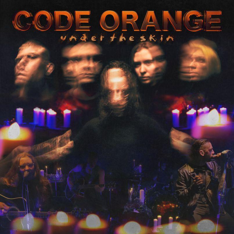 Code Orange - Under The Skin - LP Artwork
