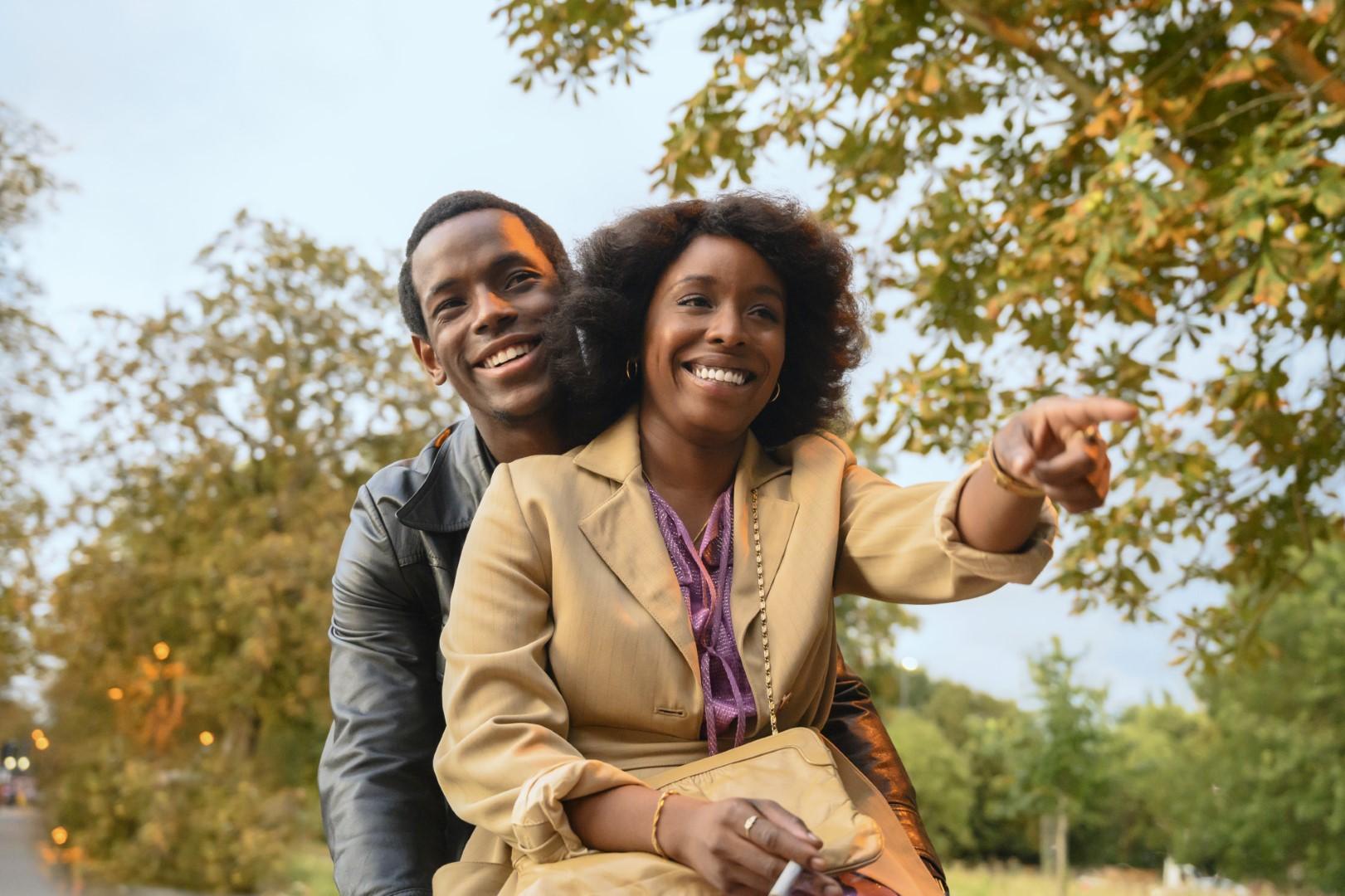 Steve McQueen's Lovers Rock is a reggae-filled celebration of Black joy: NYFF Review