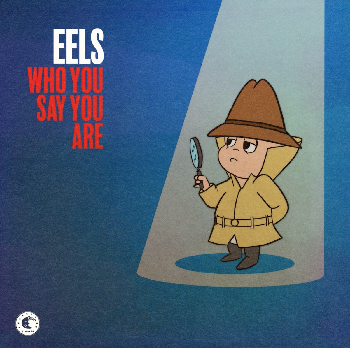 Eels who you say you are new song cover art
