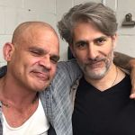 Harley Flanagan and Michael Imperioli