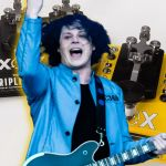 Jack White Announces Limited Edition Digital Octave Guitar Pedal Triplegraph Coppersound Pedals