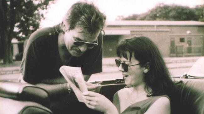 John Prine and Fiona Prine