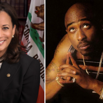 Kamala Harris 2pac Best Rapper Alive presidential campaign vice president senator