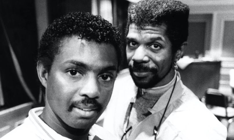 Ronald Bell (pictured left) of Kool & the Gang, photo via Getty
